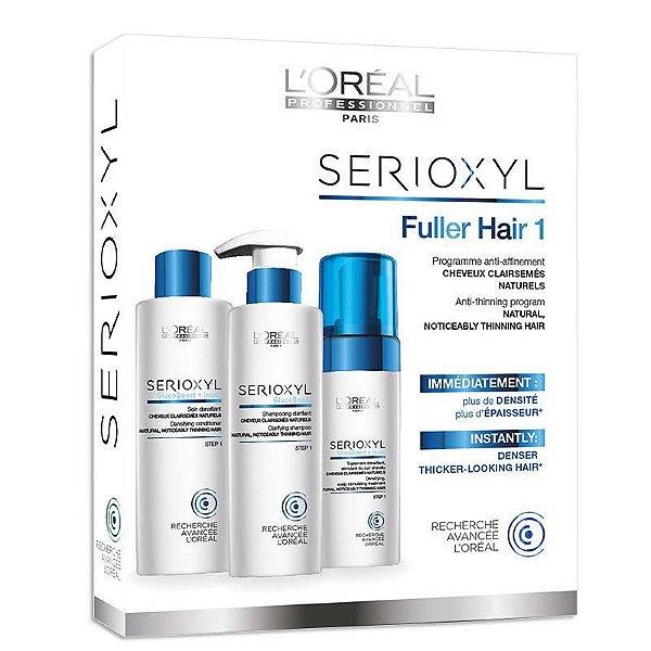 Kit Serioxyl Fuller Hair L'Oréal Professionnel