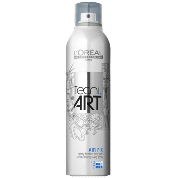 Spray Fixador Extraforte Tecni Art Air Fix Force 5 L'Oréal - 250ml