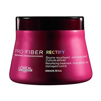 Máscara pro fiber rectify - L'oréal professionnel - 200ml