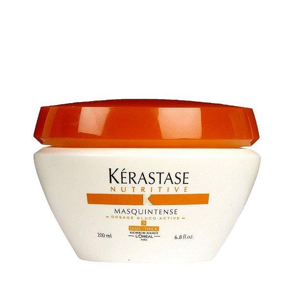 Máscara Nutritive Masquintense Cabelos Grossos - Kérastase - 200ml