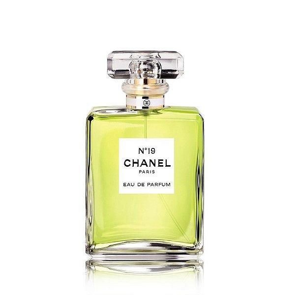 Perfume Chanel N°19 - Eau de Parfum - Chanel - 100ml