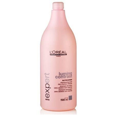 Shampoo Lumino Contrast L'Oréal Professionnel - 1,5L