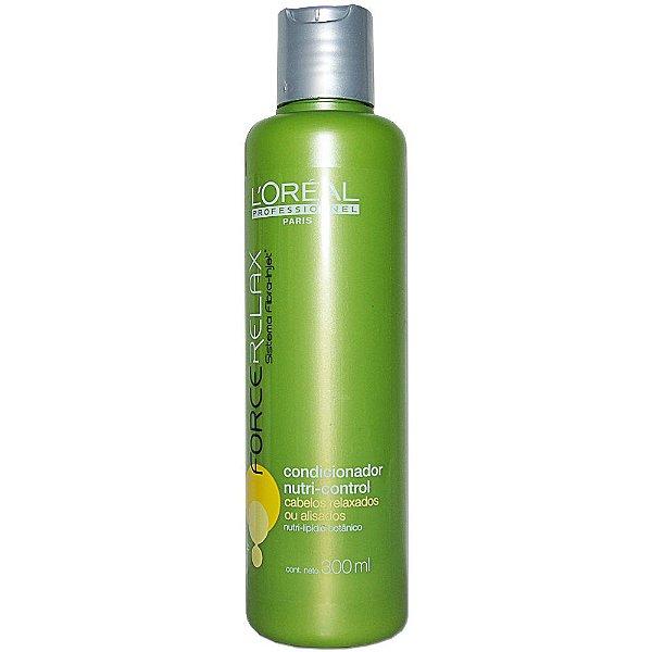 Condicionador Force Relax Nutri Control - L'Oréal Professionnel - 300ml