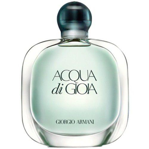Perfume Acqua di Gioia Feminino - EDP -  Giorgio Armani