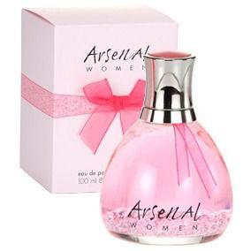 Perfume Arsenal Woman - EDP - Gilles Cantuel - 100ml