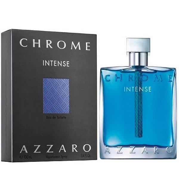 Perfume Azzaro Chrome intense Masculino - EDT - Azzaro