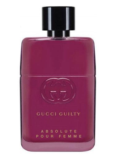 Perfume Gucci Guilty Absolute pour Femme Gucci Feminino - Gucci