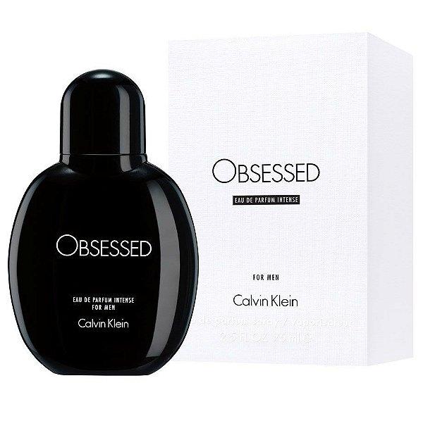 Perfume Obsessed Intense for Men - EDP - Calvin Klein