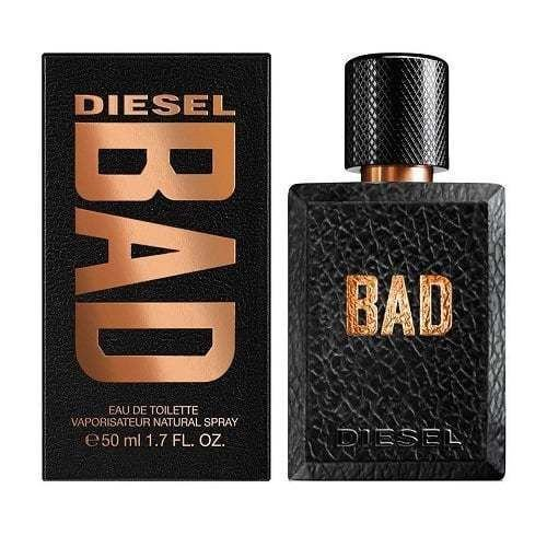 Perfume Bad - EDT - Diesel - 125ml
