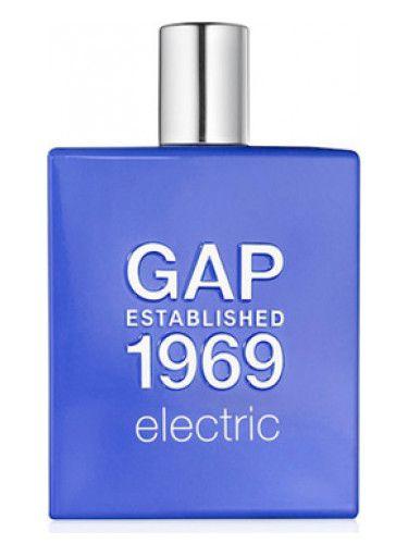 Perfume Established 1969 Electric Masculino - EDT - Gap