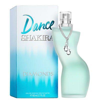 Perfume Dance Diamonds Feminino - EDT - Shakira