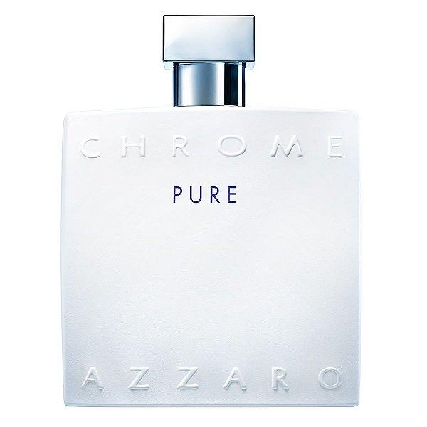 Perfume Azzaro Chrome Pure Masculino - EDT - Azzaro