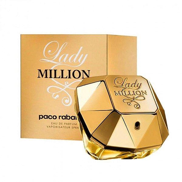 Perfume Lady Million Feminino - Eau de Parfum - Paco Rabanne