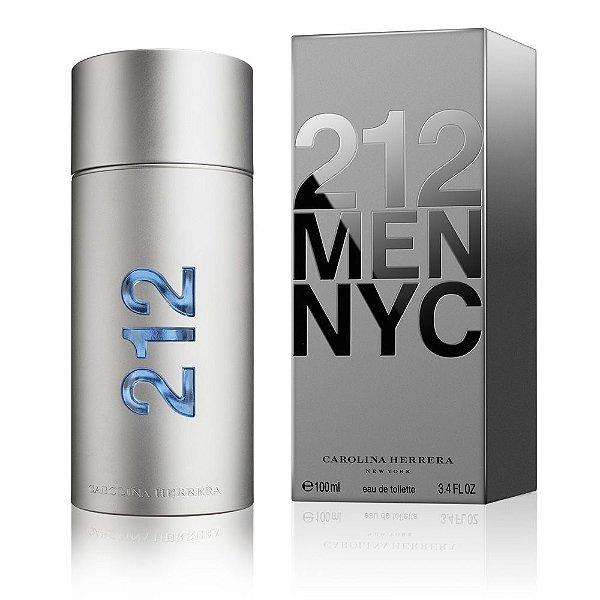 Perfume 212 Masculino - Eau de Toilette - Carolina Herrera