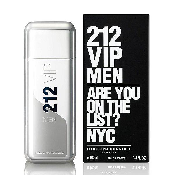 Perfume 212 VIP Men - Eau de Toilette - Carolina Herrera