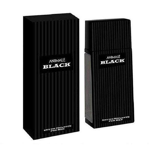 Perfume Animale Black for Men Masculino - Eau de Toilette - Animale
