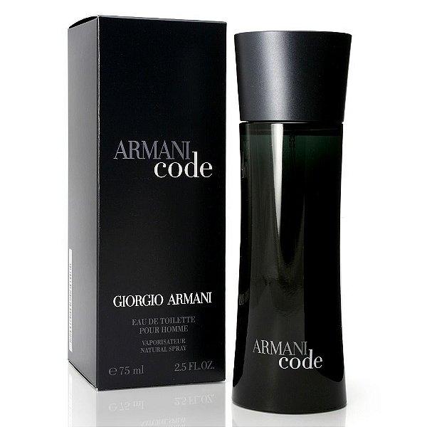 Perfume Armani Code Masculino - Eau de Toilette - Giorgio Armani