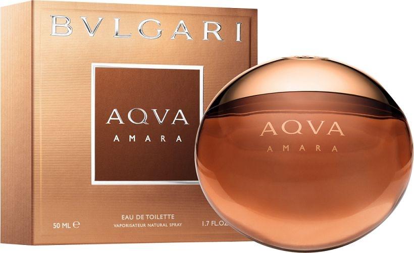 Perfume Aqva Amara Masculino - Eau de Toillete - Bvlgari