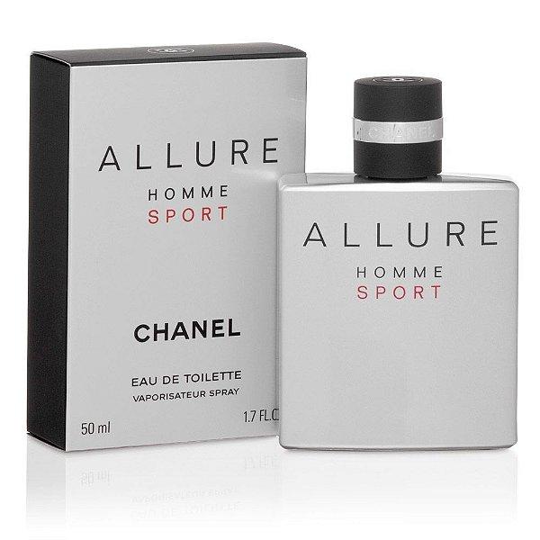 Perfume Allure Homme Sport - Eau de Toilette - Chanel