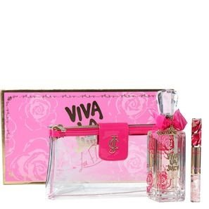Kit Viva La Juicy La Fleur Feminino - Juicy Culture