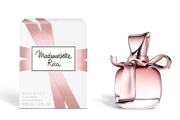 Perfume Mademoiselle Feminino - Eau de Parfum - Nina Ricci