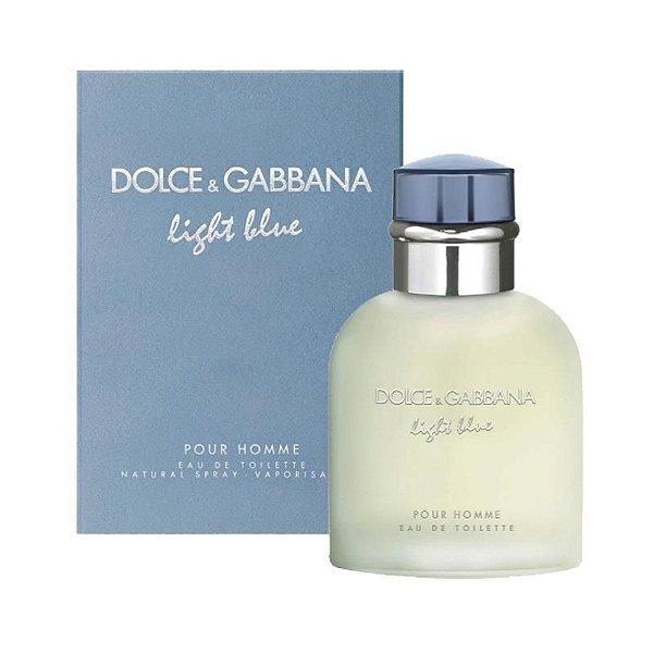 Perfume Light Blue Masculino - Eau de Toilette - Dolce & Gabbana