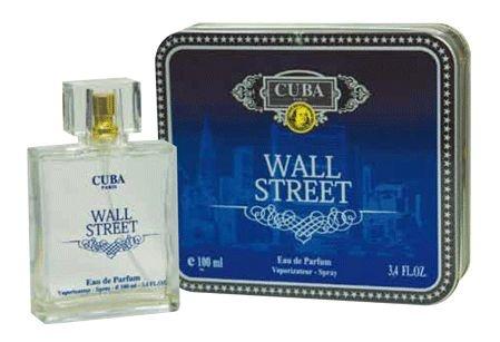 Perfume Cuba Wall Street Masculino - EDP - Cuba Paris - 100ml
