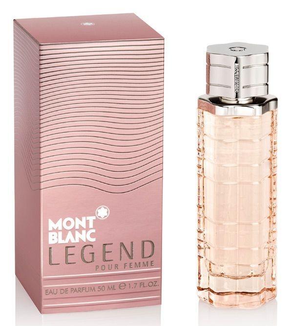 Perfume Mont Blanc Legend Pour Femme - Eua de Parfum - Mont Blanc