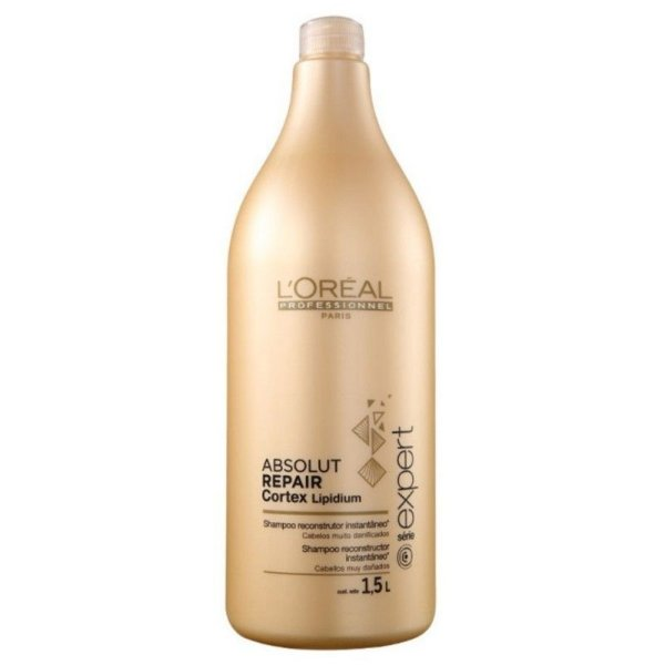 Shampoo Absolut Repair Cortex Lipidium - L'Oréal Professionnel - 1,5L