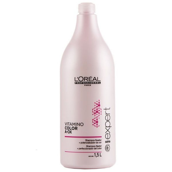 Shampoo Vitamino Color A-OX - L'Oréal Professionnel - 1,5L
