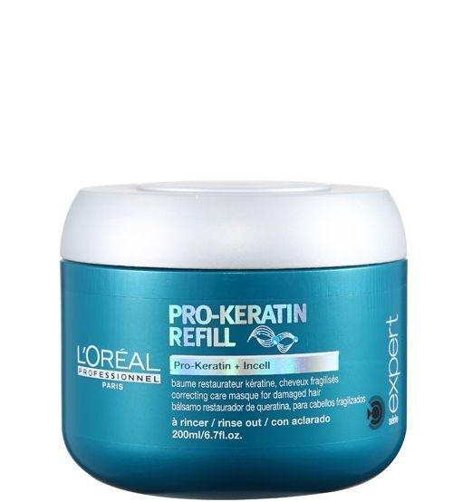 Máscara L'oréal Professionnel Pro-Keratin - 200g