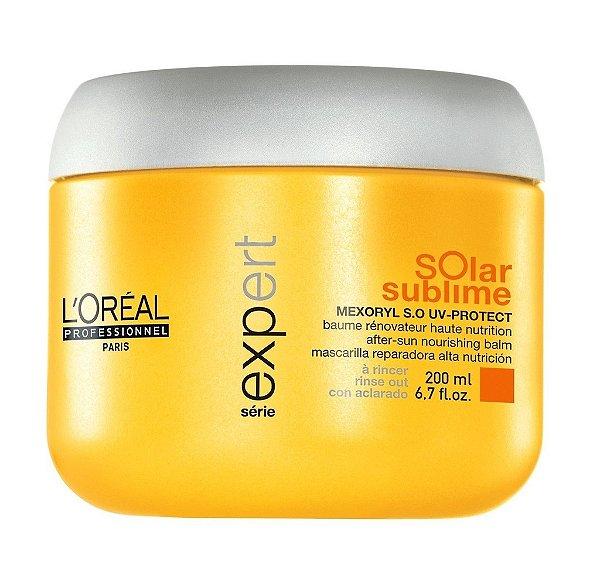 Máscara L'oréal Professionnel Solar Sublime - 200ml