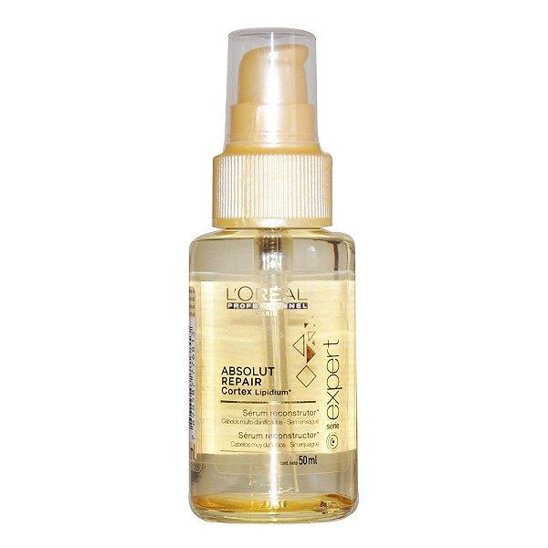 Serum L'Oréal Professionnel Absolut Repair Cortex Lipidium - 50ml