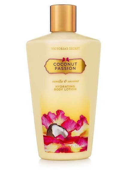 Loção Hidratante Coconuit Passion Victoria's Secret - 250ml