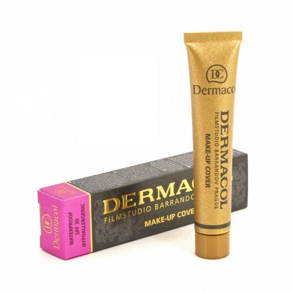 Dermacol Make-Up Cover - Base de Extrema Cobertura