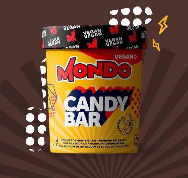 MONDO CANDY BAR