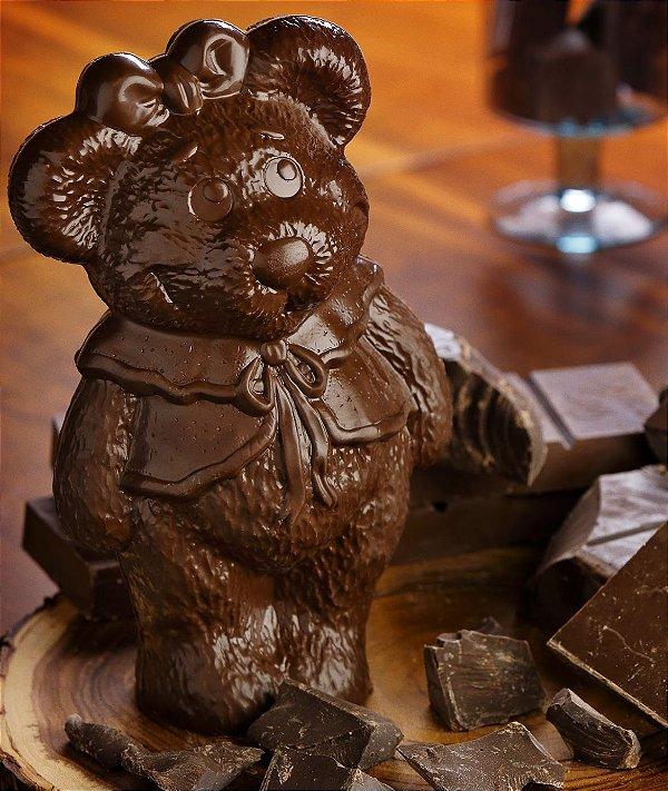 URSA DE CHOCOLATE VEGANO