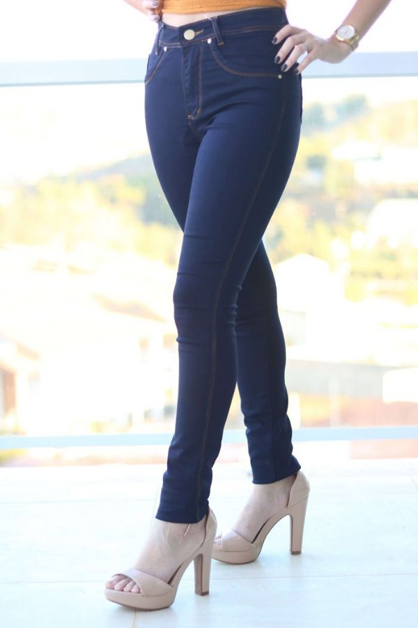 Calça Hot Pants Jeans Emane Modas