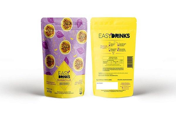 Easy Drinks - Maracujá