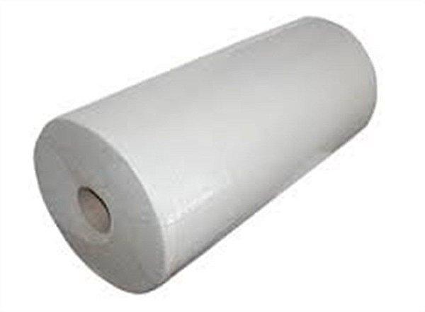 Bobina de Papel Branco Monolúcido 40 cm