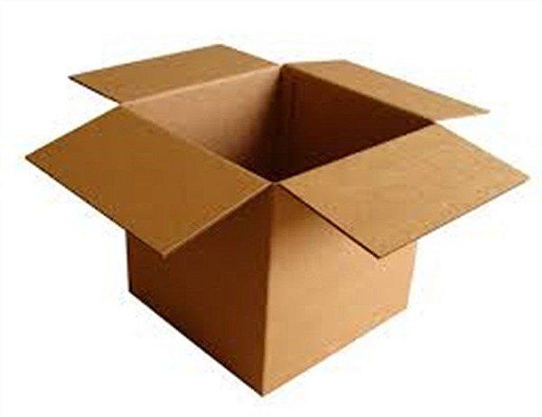 Caixa de Papelão 16x15x20  20 unidades