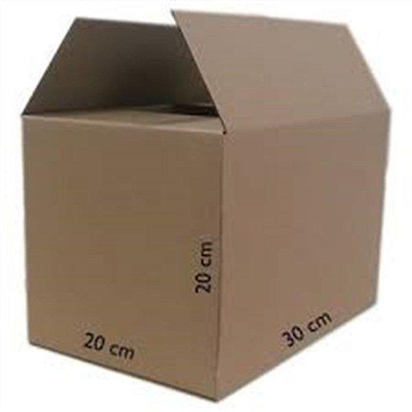 Caixa de Papelão 30x20x20