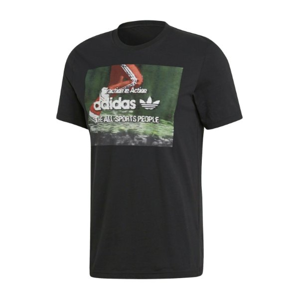 CAMISETA ADIDAS ORIGINALS TRACTION PHOTO GRAPHIC TEE MASCULINA