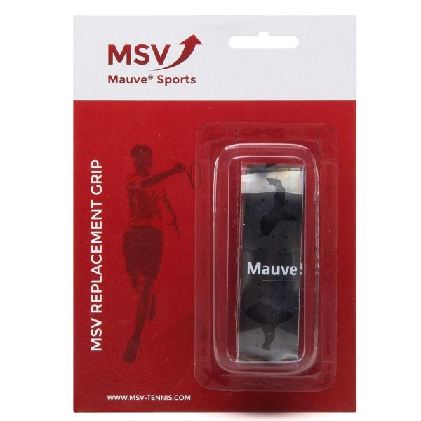 GRIP CUSHION MSV SOFT TAC PERFORATED PRETO