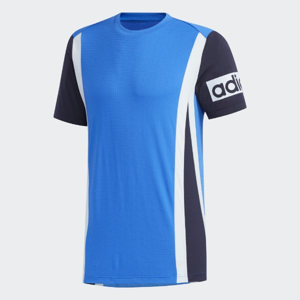 CAMISETA ADIDAS AEROREADY COLORBLOCK MASCULINA