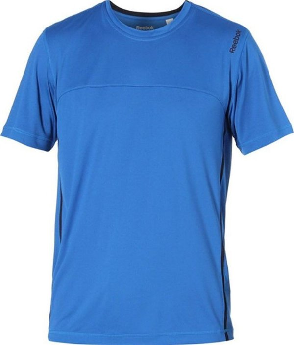 CAMISETA REEBOK SE SS TECH TOP AZUL