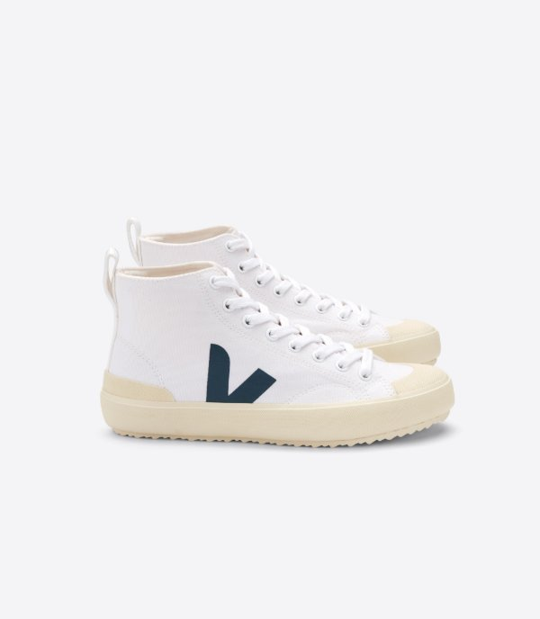 Tênis Nova HT Canvas White California Butter Sole