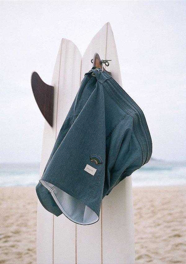 Le Surf Short Azul