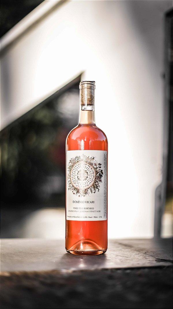 Vinho Rosé Domínio Vicari