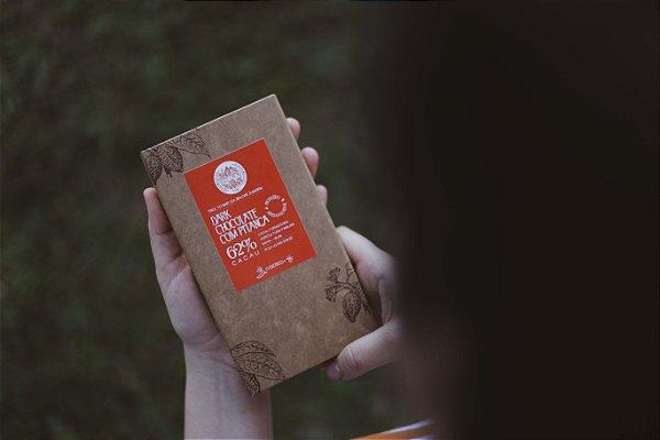 CHOCOLATE INTENSO 62% COM PITANGA